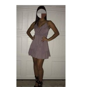 Aeropostale Lilac Short Dress